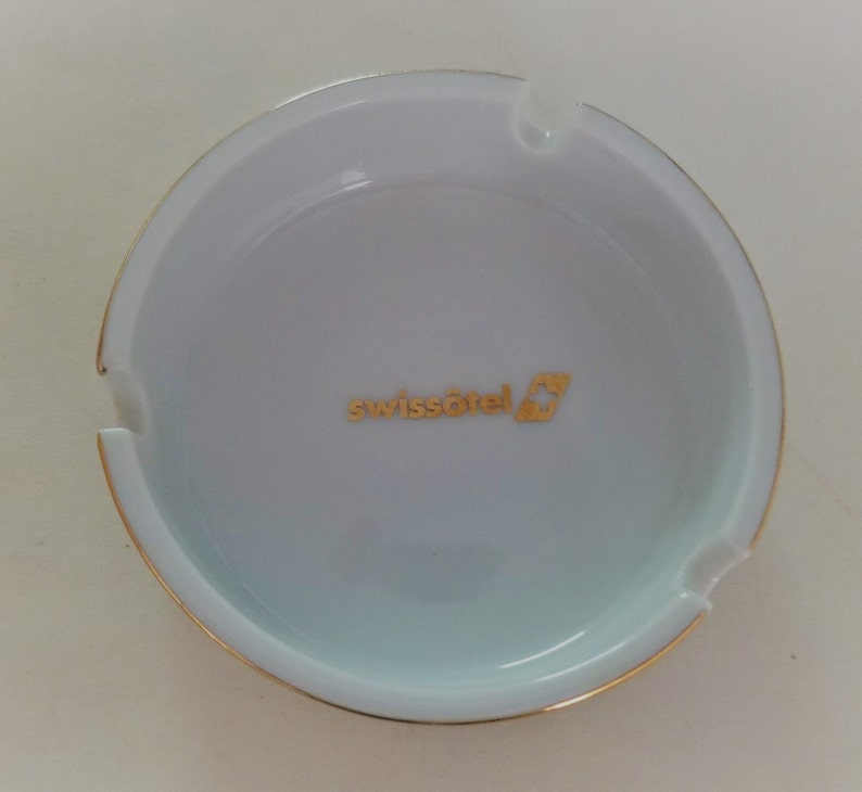 Swissotel The Drake New York: Ashtray / Trinket / Change Dish - Excellent  Condition