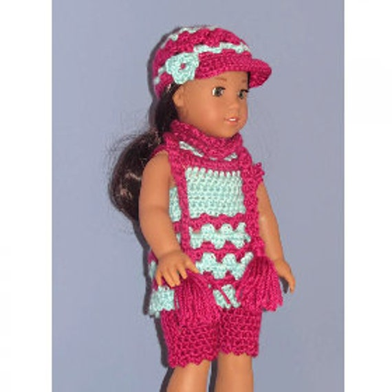 How to crochet pretty dress / Blythe clothes / doll outfit ... | 570x570