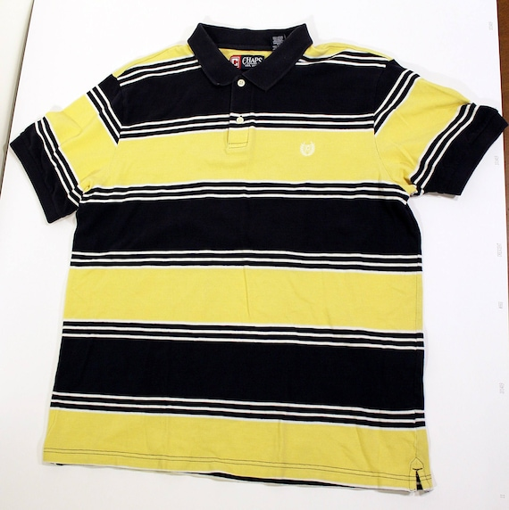 a827d8b3491 CHAPS Polo by RALPH LAUREN Men's Button Neck Pullover | Etsy