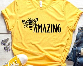 1846f9e2faedc Bee shirt   Etsy