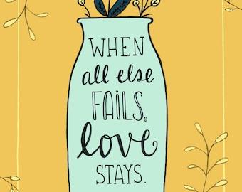 When all else fails -- 5x7