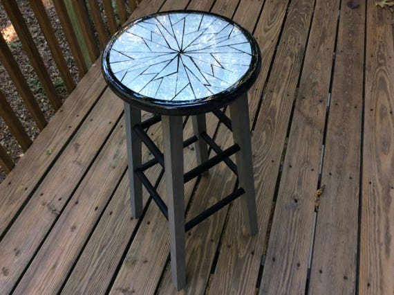 Fine Stained Glass Bar Stools Camellatalisay Diy Chair Ideas Camellatalisaycom