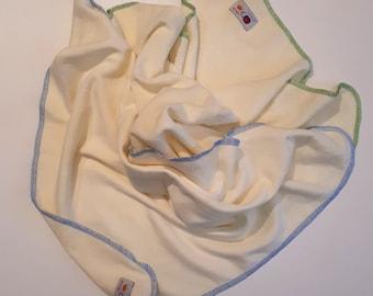 Stretchy hemp flat / Cloth diapers / Hemp flats / Baby cloth nappy