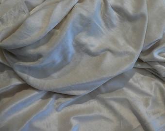 Bamboo velour fabric / knit bamboo fabric / Velvet fabric / Soft smooth fabric