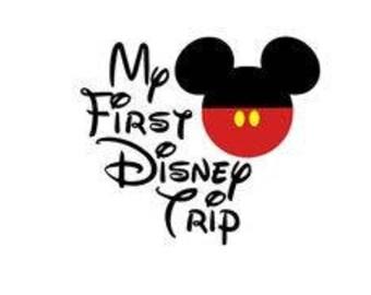 My 1st Disney Trip Shirts