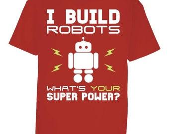 Robotics Club Shirts Etsy