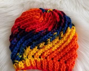 The Swirl Hat