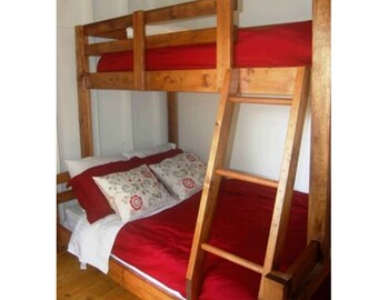 Twin Over Full Bunk Etsy