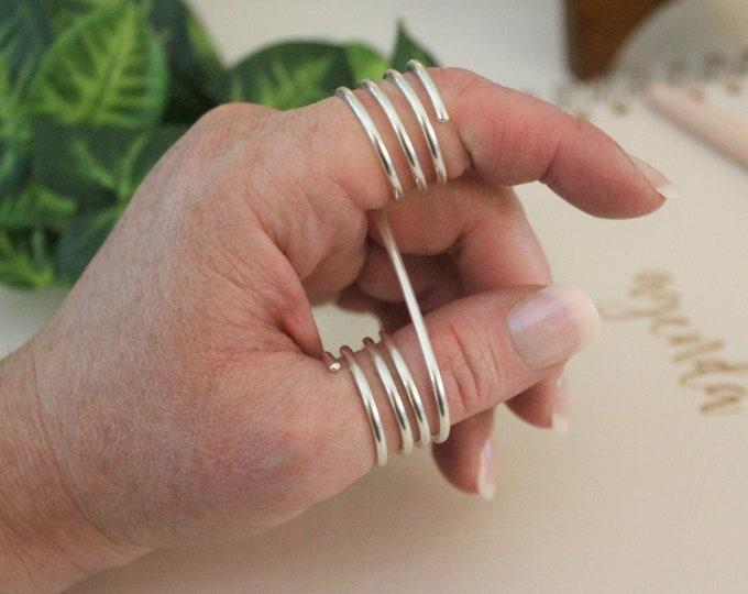 925 Silver Bridgesplint™ - Basal Thumb Arthritis - Lifetime Warranty