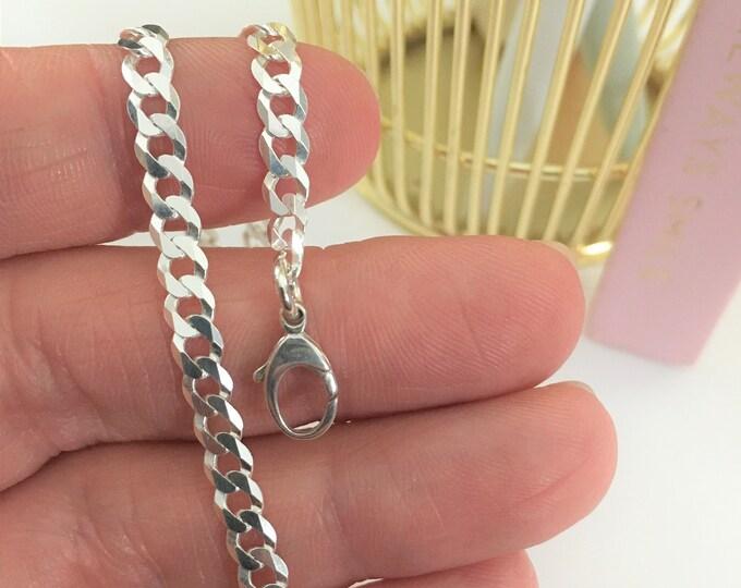 925 Silver Splint Bracelet
