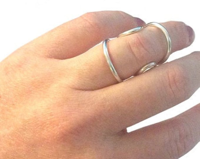 925 Silver Collarsplint™ - Stability - Adjustable - Lifetime Warranty