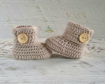 0286932fd Baby booties