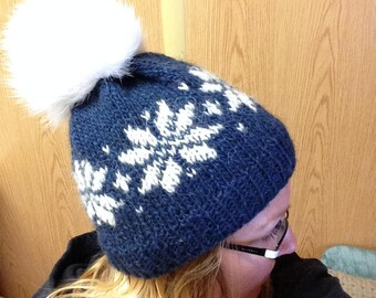 958105f1a8d Icelandic wool hat