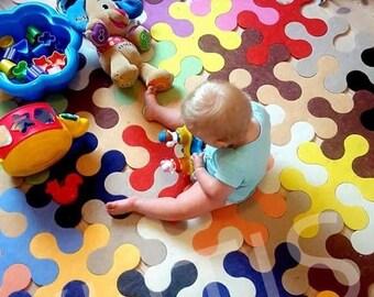 Kinderzimmer teppich | Etsy