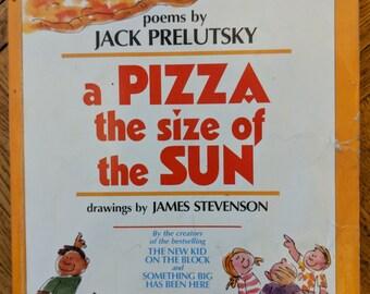 duo of jack prelutsky poetry books