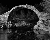 Old Pack Horse Bridge, Carrbridge, Scoltand, Fine Art Print