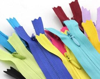 15 inch invisible zipper