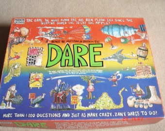 Dare Parker Brothers classic Truth or Dare emmense fun