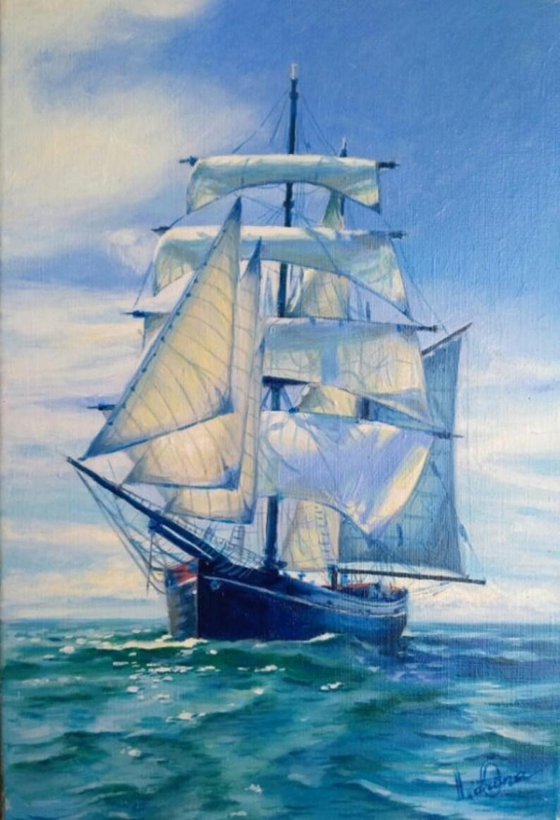 779fc86ff6c Paysage marin voilier bateau mer voile bateau nautique
