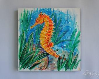 Seabreeze-Original Painting