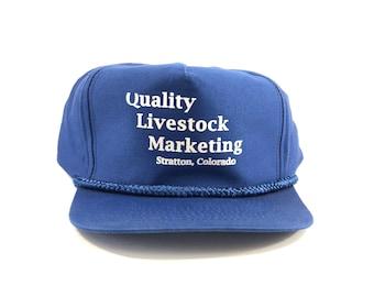 2a7a27d4a8a vintage marketing co. snapback trucker hat