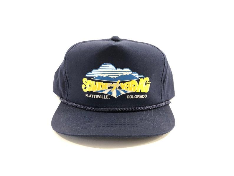 5d50a2bb92578b Vintage South Weld Ag Inc. snapback trucker hat vintage cap   Etsy