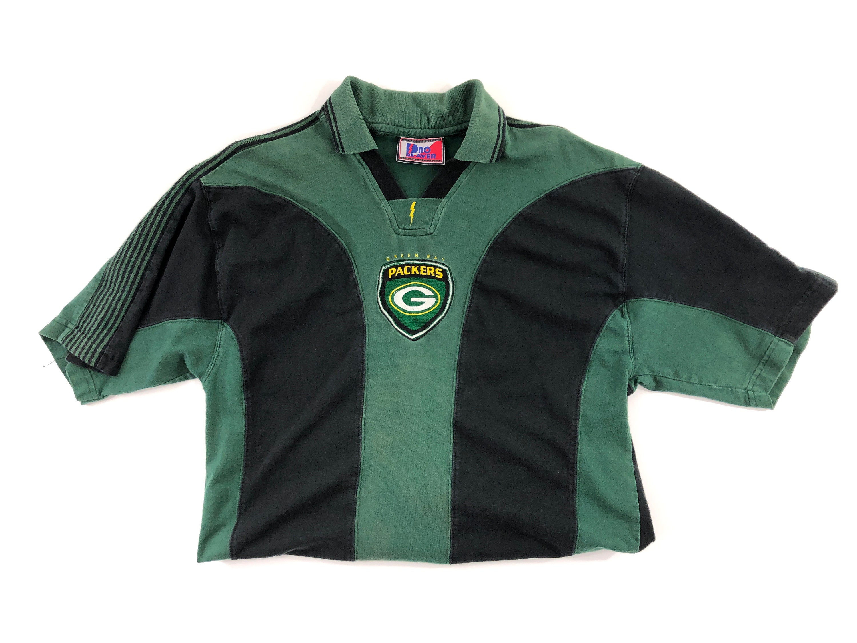 Vintage Green Bay Packers Nfl Polo Shirt Green Bay Packers Etsy