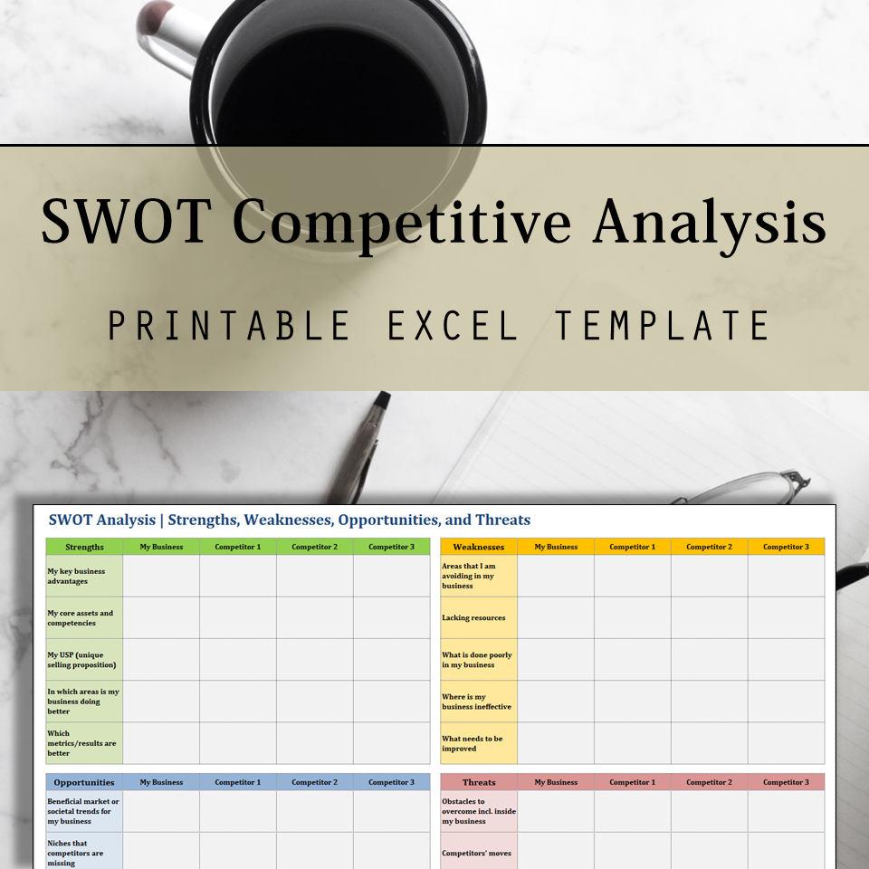 SWOT Analyse Stärken Schwächen Chancen und Bedrohungen   Etsy