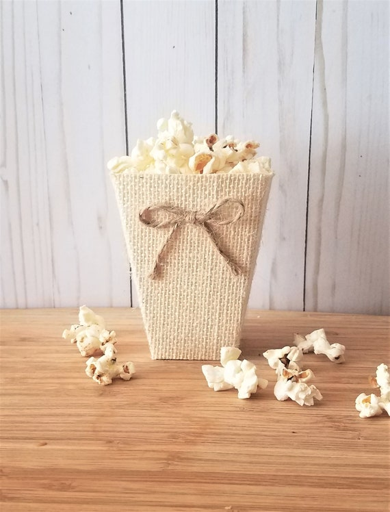 Baby Shower Popcorn Favor Boxes Engagement Party He Popped Etsy