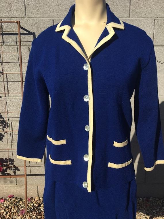 Vintage Two piece suit - image 2