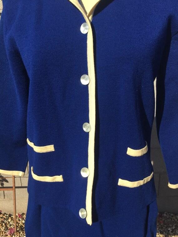 Vintage Two piece suit - image 3