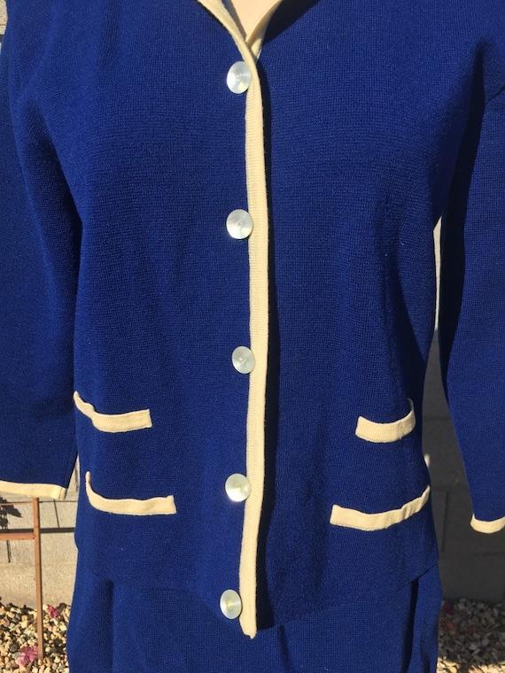 Vintage Two piece suit - image 8