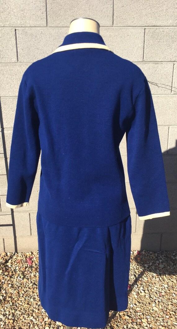 Vintage Two piece suit - image 5