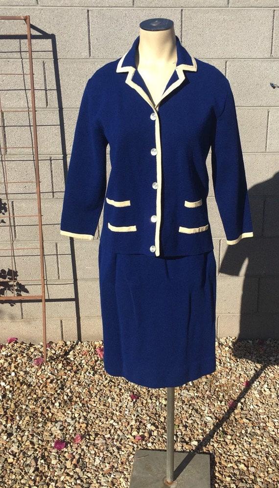 Vintage Two piece suit - image 1