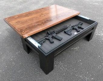 hidden compartment furniture etsy rh etsy com