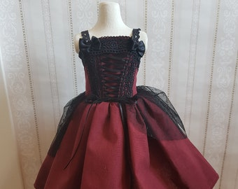 Sd goth lolita dress