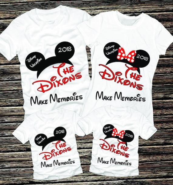 Disney Family ShirtsDisney Vacation Shirts 2019Make