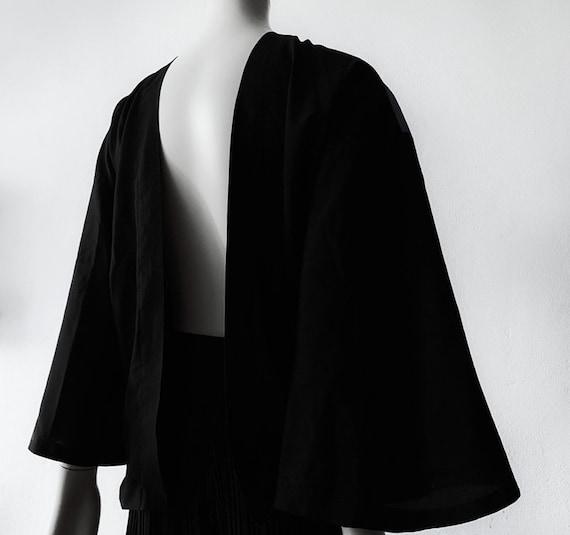 Ossi Originals Loungewear Set 70s Asian Kimono Bl… - image 6