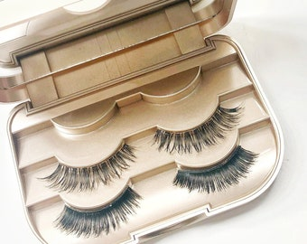 dc3857b1a3d Lash Case, Eye Lash Organizer, Lash Holder, Lash Display, Eye lash storage, Beauty  Storage, Vanity Storage, Travel Case