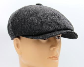 11351337 Spring caps, newsboy hat, gatsby cap, men's newsboy cap, flat cap, hat type newsboy  cap, men's cap, vintage style cap, spring hat.