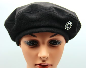 1798e3cc02654 French beret hat