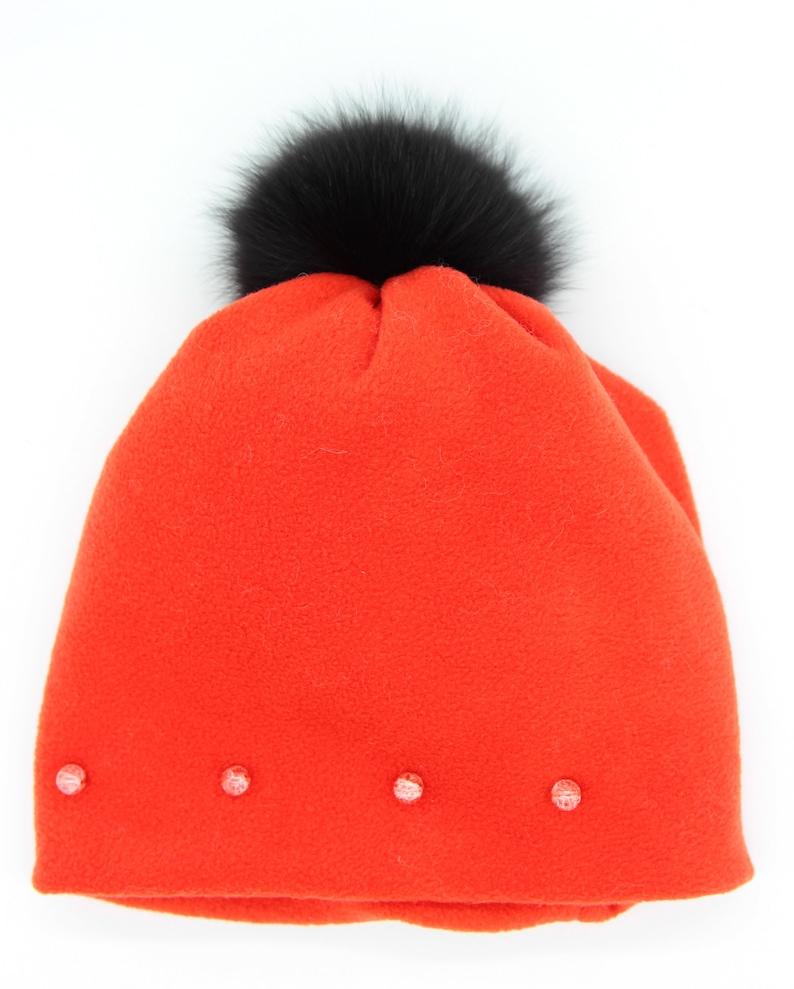PomPom Hat Pom Pom Hat Beanie Hat Winter Hat Fur PomPom Hat Hat With Pom Pom Women Hat Beanie PomPom Hat Pom Pom Beanie Womens Hat