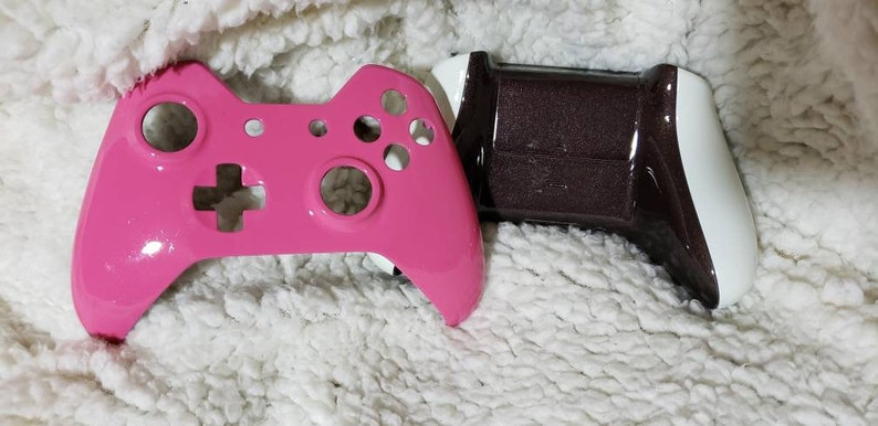 Neopolitan Ice Cream Xbox One Controller (aerospace grade)