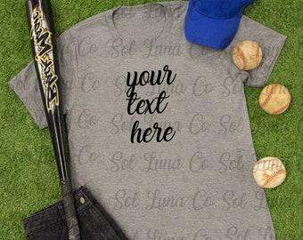Download Free Tshirt Flat Lay, Grey Tshirt Display, Next Level Flat Lay, Styled Flat Lay, Styled Mockup, Bella Canvas Flat Lay, Display Mockup, Cheap PSD Template