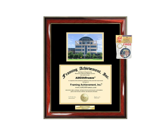 Kennesaw State University Diploma Frame Degree Ksu Big Campus Etsy