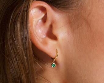 Birthstone Jewelry Earrings Studs Gemstone Earrings Birthday Gifts Earrings for Women Birthstone Earrings Gifts for Her Stud Earrings