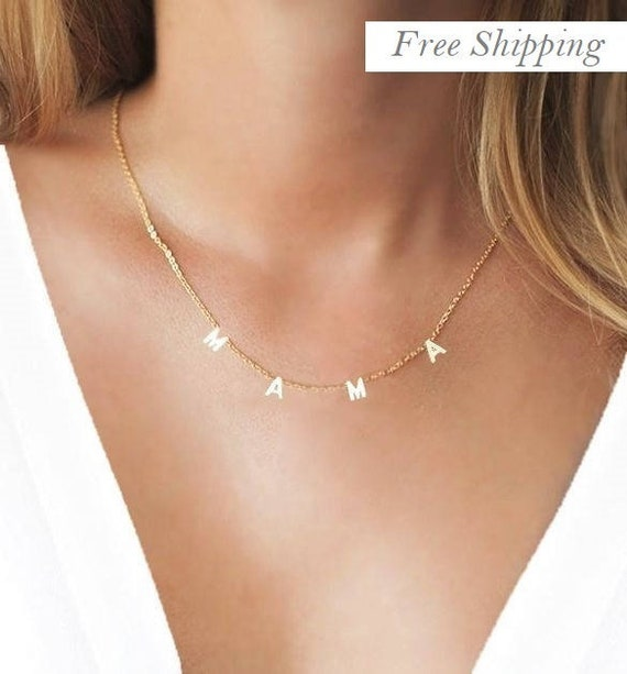 Jewels Obsession #1 Mom Necklace 14K Rose Gold-plated 925 Silver #1 Mom Pendant with 18 Necklace