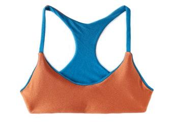b7faa4fc82 Reversible Sports Top Bikini