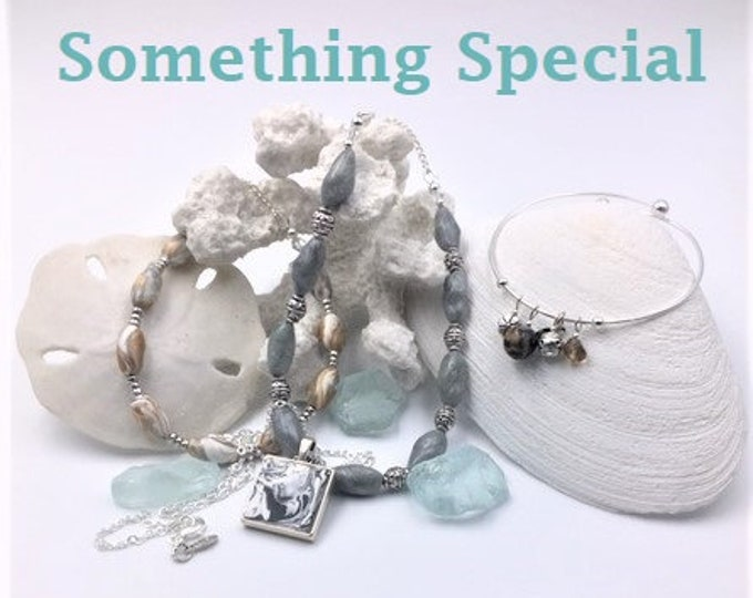 Handcrafted Jewelry in Various Styles - One of a Kind-Unique Gifts - Take A Look!