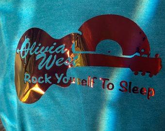 Rock Yourself To Sleep T-Shirt
